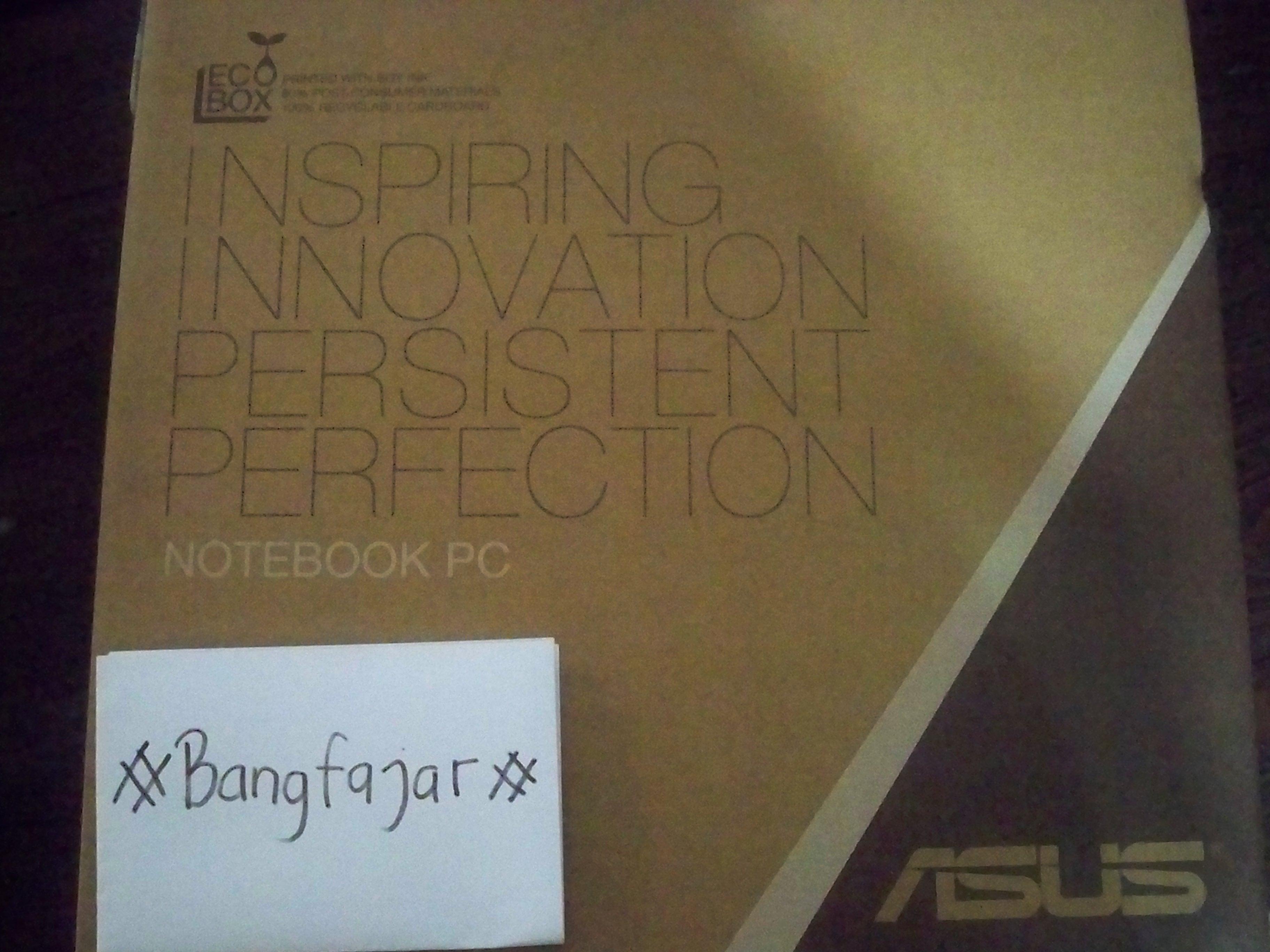 Review Asus A43S-vx023d, Republic of gamer kah? | Blognya ...