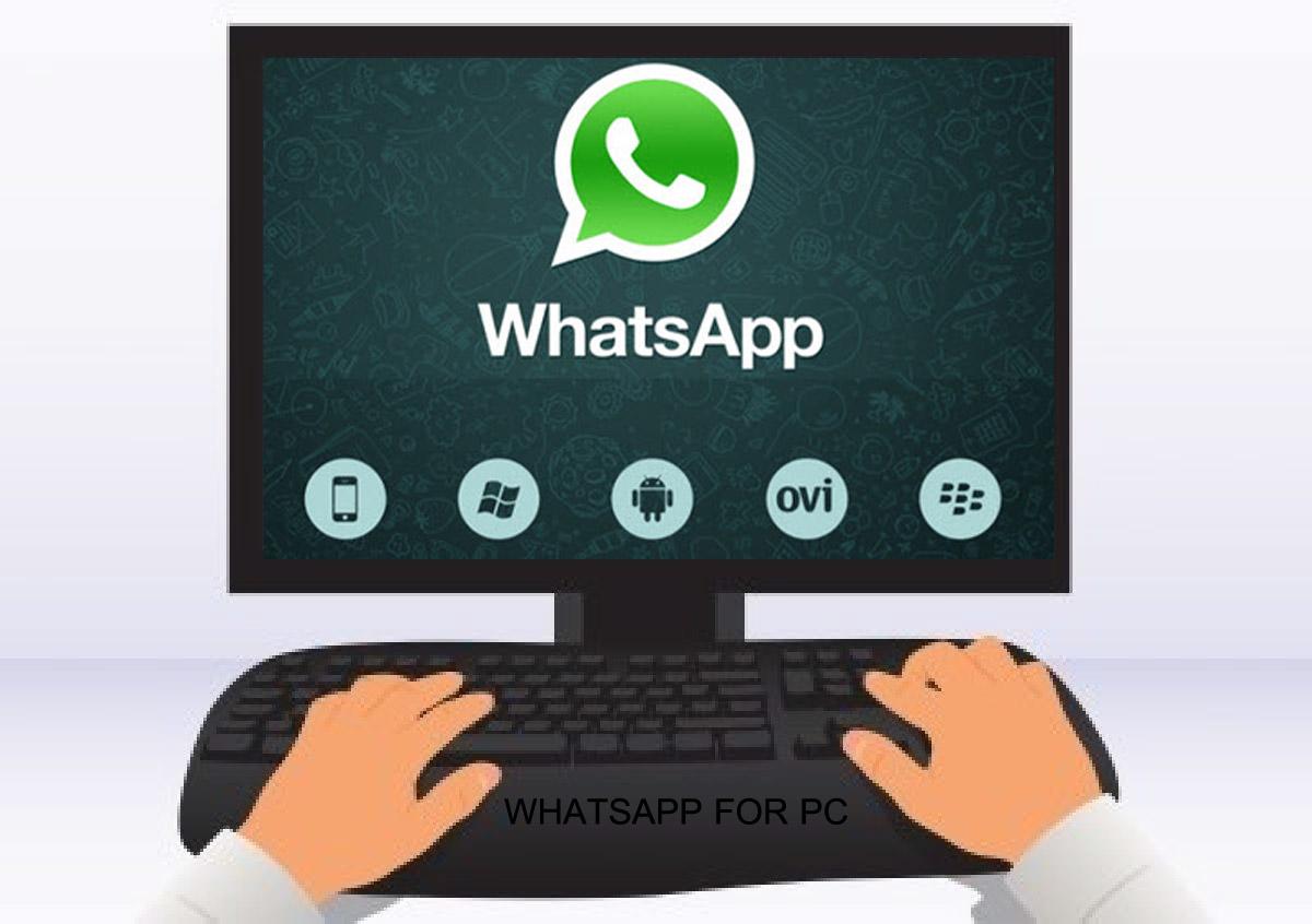Whatsapp Menggunakan Pc Bisa Kok Blognya Bang Fajar